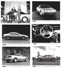 Rover CCV Coupe Concept Car x 6 original black & white Press Photographs