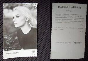 ISABELLE-AUBRETcarte-chanteurs-ses-60-70
