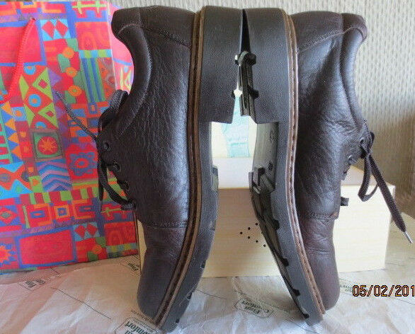 Clarks Brown Men's Colson Over Oxfords Brown Clarks Leather Size 8 M d160ff