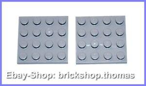 Red Plate 4 x 4 8 x Basic Platte Platten 4x4 rot 3031 NEUWARE LEGO