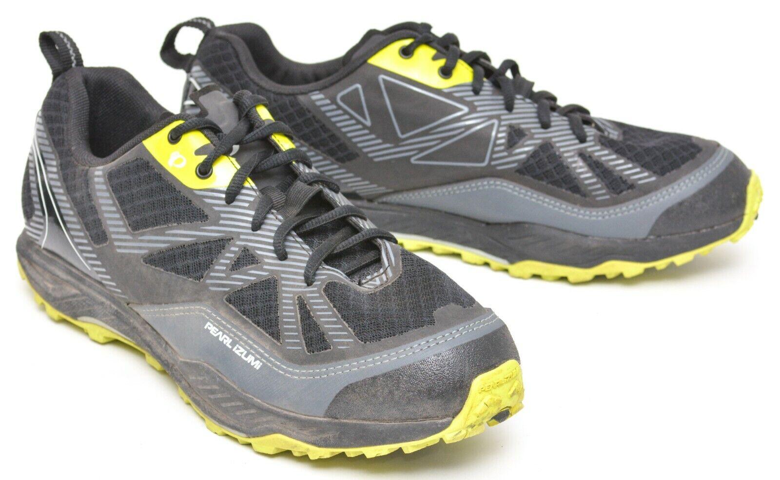 Pearl Izumi X-Alp Seek VII Mountain Bike shoes US  13.5 2-Bolt SPD MTB  offering 100%