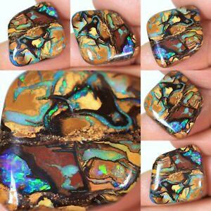 17-37-TCW-Natural-AUSTRALIA-KOROIT-Boulder-Opal-Stone