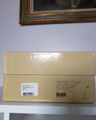 Bandage 41 Sergio Sandals Rossi Black zTqvE