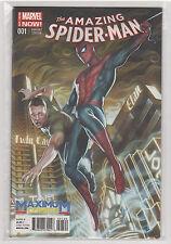 Amazing Spiderman Volume 3 #1 Maximum Comics variant 9.6