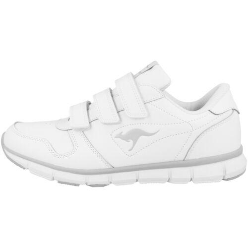 KangaROOS K-BlueRun 700 V B Sneaker Schuhe Turnschuhe white light grey 7644A-002