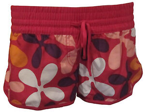 Arena Glicia 4205798 Ladies Swimwear Bathing Shorts Boardshort (Strawberry)