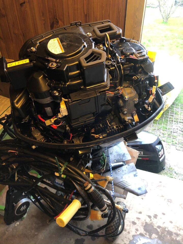DF30ATL SUZUKI 30 HK - 4 TAKT M. POWERTRIM.