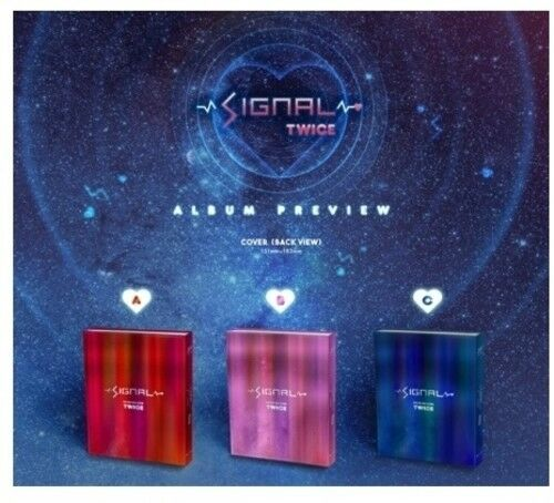 Twice - Signal (4th Mini Album) [New CD] Asia - Import