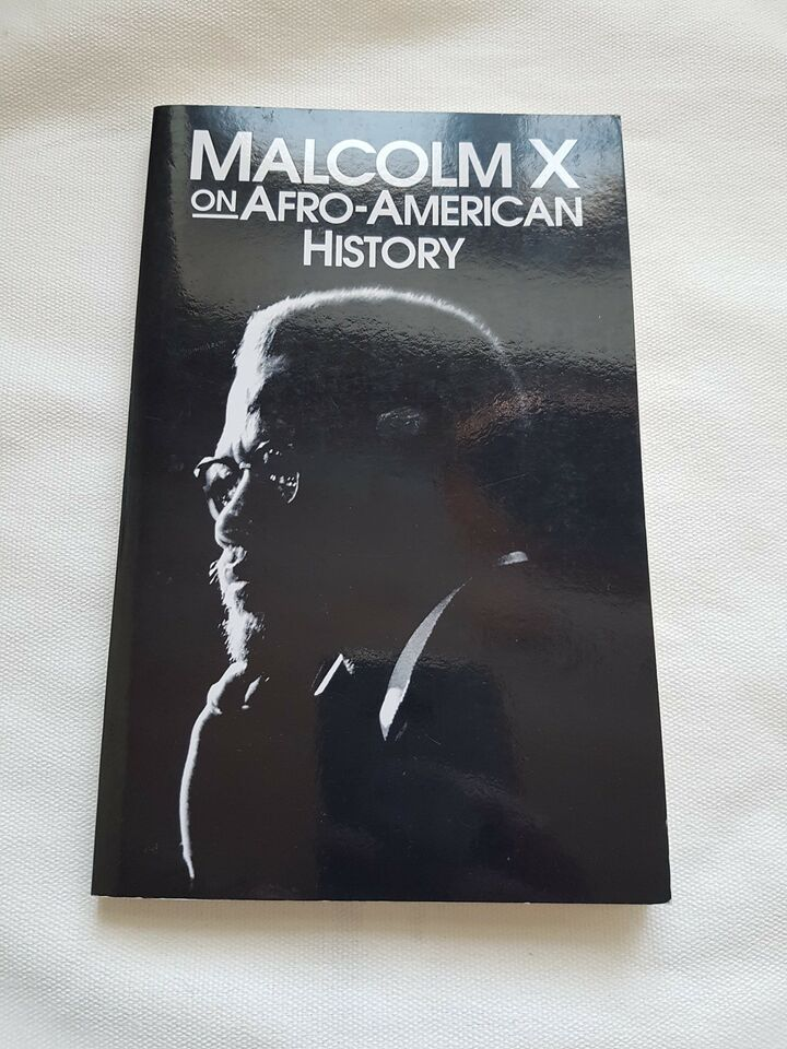 On Afro-American History, Malcolm X, år 1967