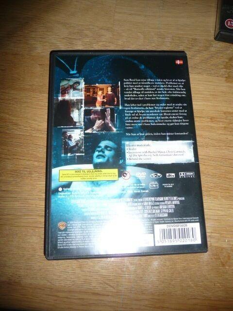 Butterfly effect 3, DVD, thriller