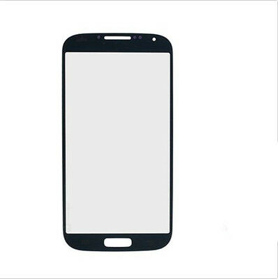 For Samsung Galaxy S4 i9500 Durable Front Outer Glass Screen Lens Repair Parts