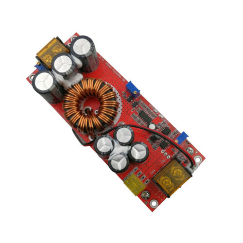 1500W 30A DC to DC Boost Voltage Converter Step-up Power Supply Module