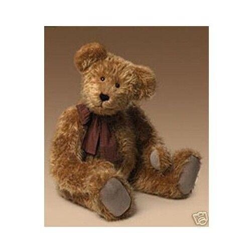 GENUINE Plush Boyds Bear, Big Harry, Huge 40