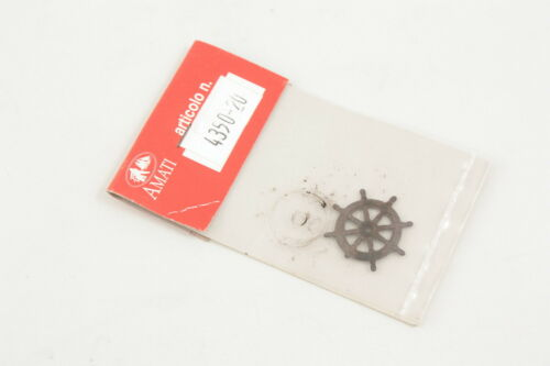 Amati 4350//20 Ruota Timone Metallo 20 mm Metal Steering Wheel modellismo