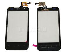 "LG P990 Optimus 2X Black Digitizer Touch Screen Lens Glass Pad  2 II ""UK"" +Tools"