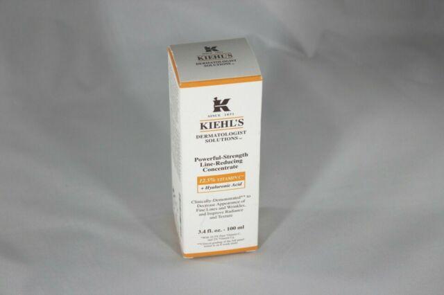 Kiehls Power Strength Line Reducing Concentrate 12.5% Vitamin C 3.4 fl oz/100 ML