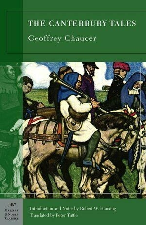 The Canterbury Tales  Barnes   Noble Classics Series