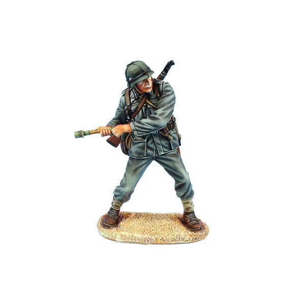 NOR074 Tyska infanteriet kastjärna granat med K98 av First Legion