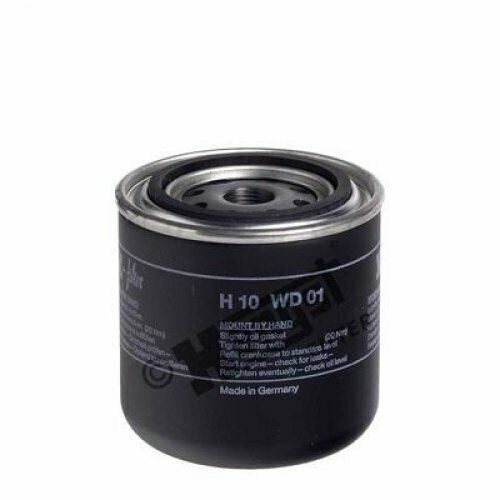 Filtro Sistema Idraulico Lavoro HENGST FILTER H10WD01 Weko