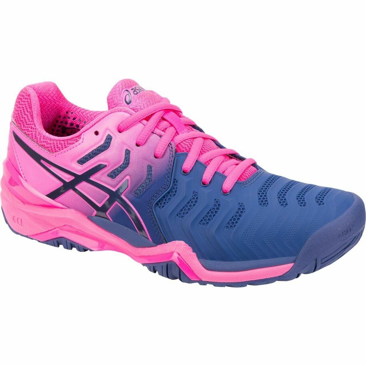 Asics Gel de resolución 7-Zapatos Tenis  De Mujer-Multi-E751Y-400 -   nuevo     preferente