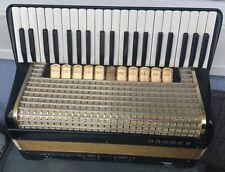 Akkordeon Hohner Verdi VM Musette 120 Bass Accordion
