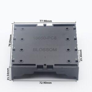 4PCS-Plastic-Battery-Case-Holder-Storage-Box-for-18650-Batteries-3-7V-Black
