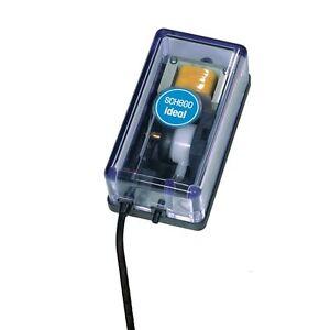 SCHEGO-Membranpumpe-ideal-150-l-h-Durchluefter-Luftpume-Sauerstoffpumpe-Aquarium