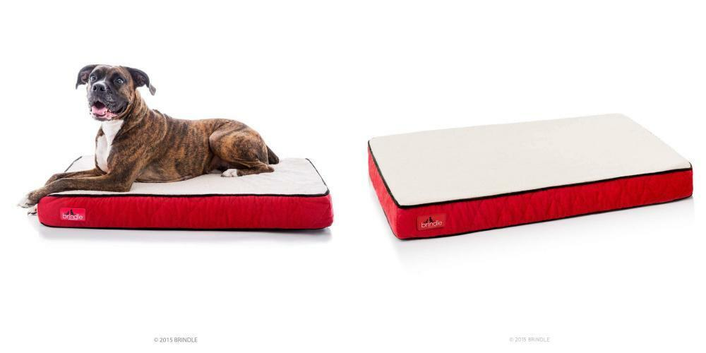 Memory Foam Pet Bed Dogs Dogs Dogs Waterproof Designer Zippered Cover Durable Soft Fabric 4e1527