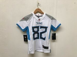 8b4a02ab6913 Tennessee Titans Nike Kid s Game Jersey - 8 Years - Walker 82 - New ...