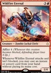 MTG Claim //// Fame English, Hour of Devastation, Free P/&P