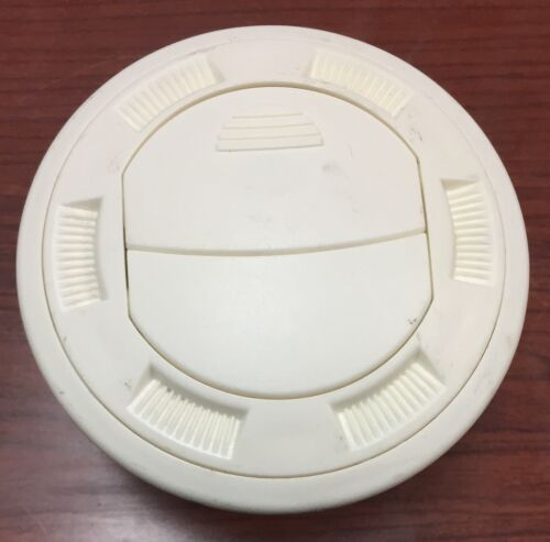 """White Dometic Cruisair 3/"""" Louvered Air Condition Vent"""