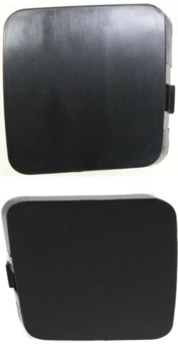 New Bumper Tow Hook Cover Set Of 2 For Toyota RAV4 2009-2012 TO1029101 TO1029100