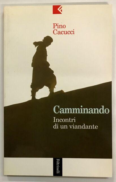 Camminando incontri di un viandante Pino Cacucci