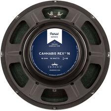 "Eminence Cannabis Rex 12"" HEMP CONE NEW Speaker - 16 ohm - FREE SHIPPING"