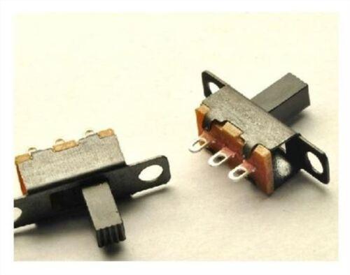 50Pcs SS12F15 G6 3-Pin Knob Height 6Mm Switch On//Off Through-Hole Dip Ic New ol