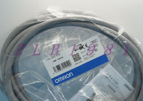 ONE NEW OMRON D4C-1232