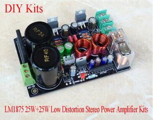 LM1875-2-0-Amplifier-Board-C1237-BTL-Circuit-Protection-GC-50W-50W-Stereo-HiFi