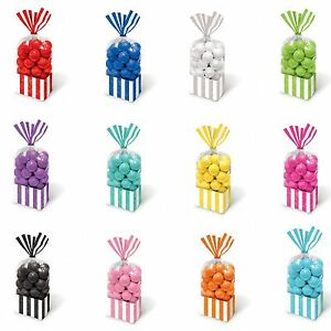 Cool Details About Candy Buffet Favour Bags Clear Cellophone Wedding Favor Sweets Party Bag Cello Home Interior And Landscaping Palasignezvosmurscom