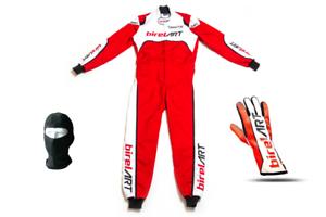 Go-Kart-Rennen-Suit-Go-Karting-Racing-Birel-Kunst-Anzug-CIK-FIA-Genehmigt-Stufe-2