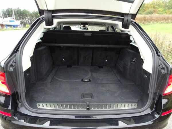 BMW 520d 2,0 Touring aut. - billede 4