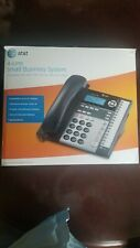 Atampt 1070 4 Line Small Business System Phone New Open Box