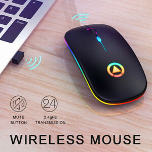 2-4GHz-Wireless-Optical-Mouse-Mice-USB-Rechargeable-RGB-For-PC-Laptop-Computer