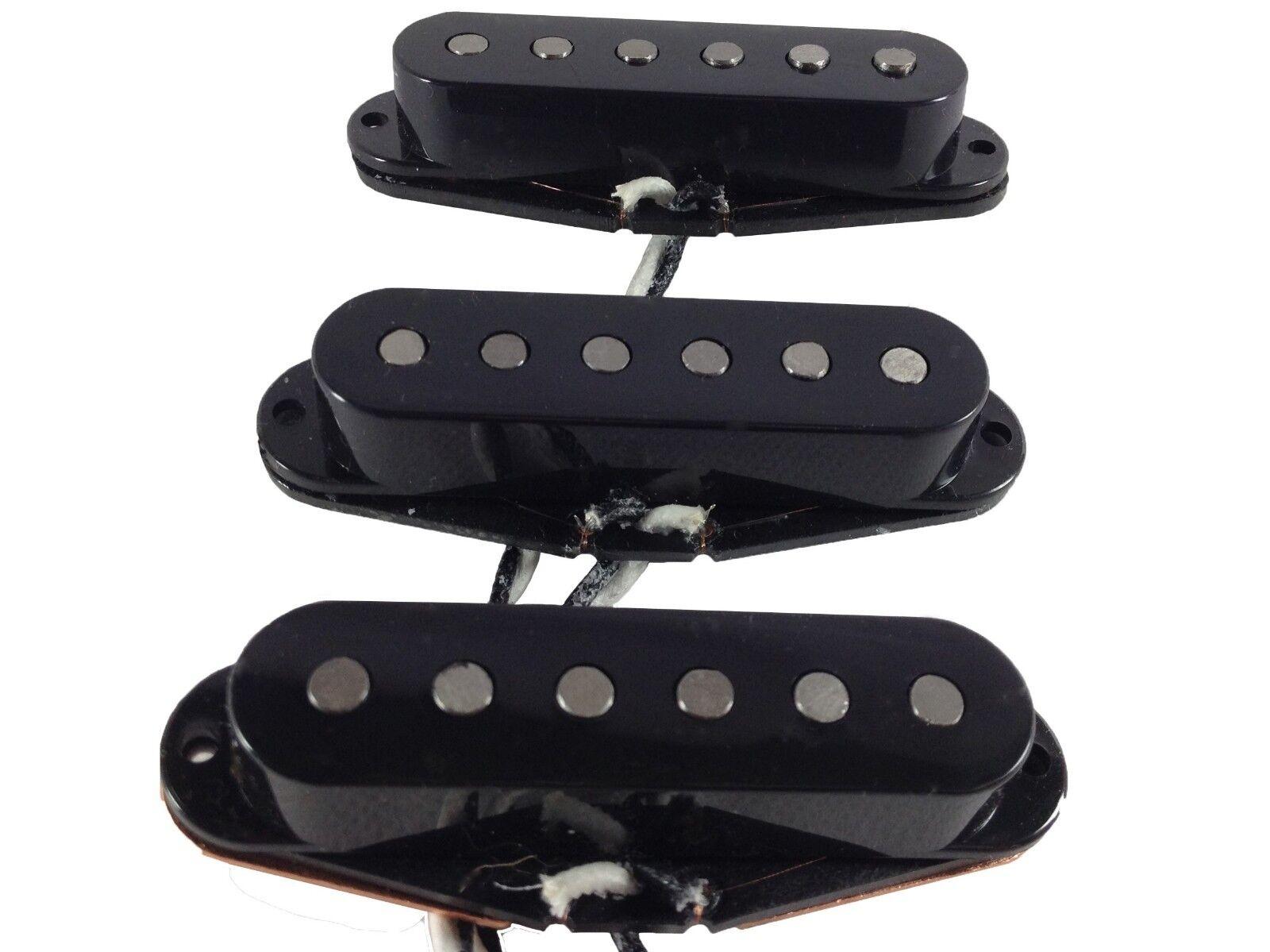 Alegree 'Frostbite' Handwound Stratocaster Einzel Spulen Einzel oder Set