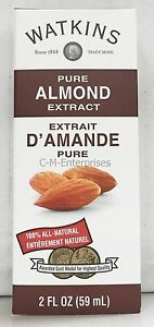 watkins extract almond pure oz