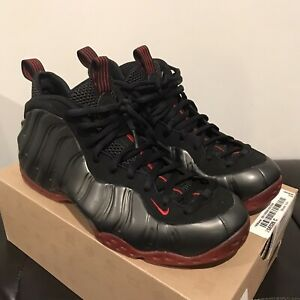 Nike Air Foamposite One Cracked Lava Men s Shoes ...eBay