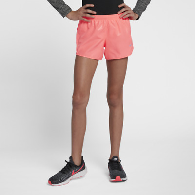 girls nike tempo shorts