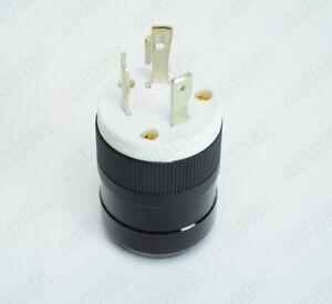 30A   250VAC TWIST-LOCK  MALE ELECTRICAL   3 WIRE