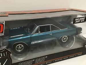 Highway61  1 18  1968 Dodge Dart GTS