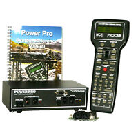 Nce Ho Ph-pro 5 Amp Dcc Starter Set & Pwr Supply 0001