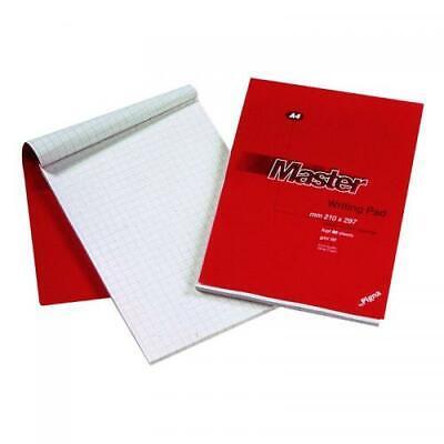 Blocco Master 90 Fogli A4 Bianco Pigna 0208521bi Per Migliorare La Circolazione Sanguigna